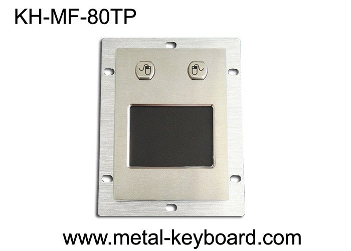 Dustproof Industrial Panel Mount Trackball SS Material For Accurate Pointing Device